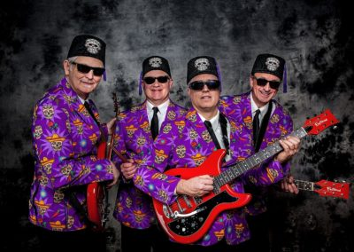 Big Fez and the Surfmatics